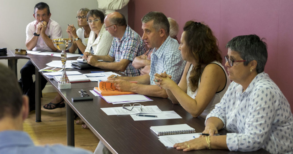 Conseil municipal de Chaniers (17)