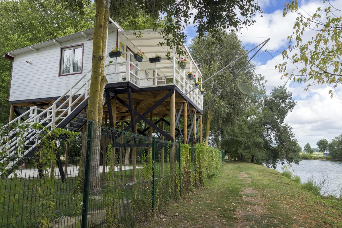 Camping Belle Rivière à Chaniers (17)