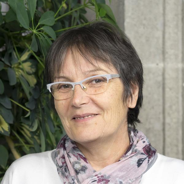Anne-Marie FALLOURD<br/><strong>4ème Adjointe</strong><br/>Chargée de l'Action sociale et des Associations