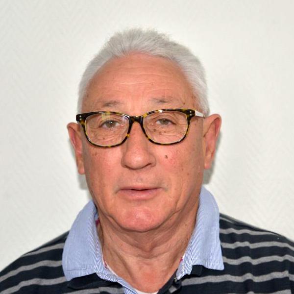 Jean-Luc FOURRÉ<br/><strong>1er Adjoint</strong><br/>Chargé des Bâtiments et de l'Environnement