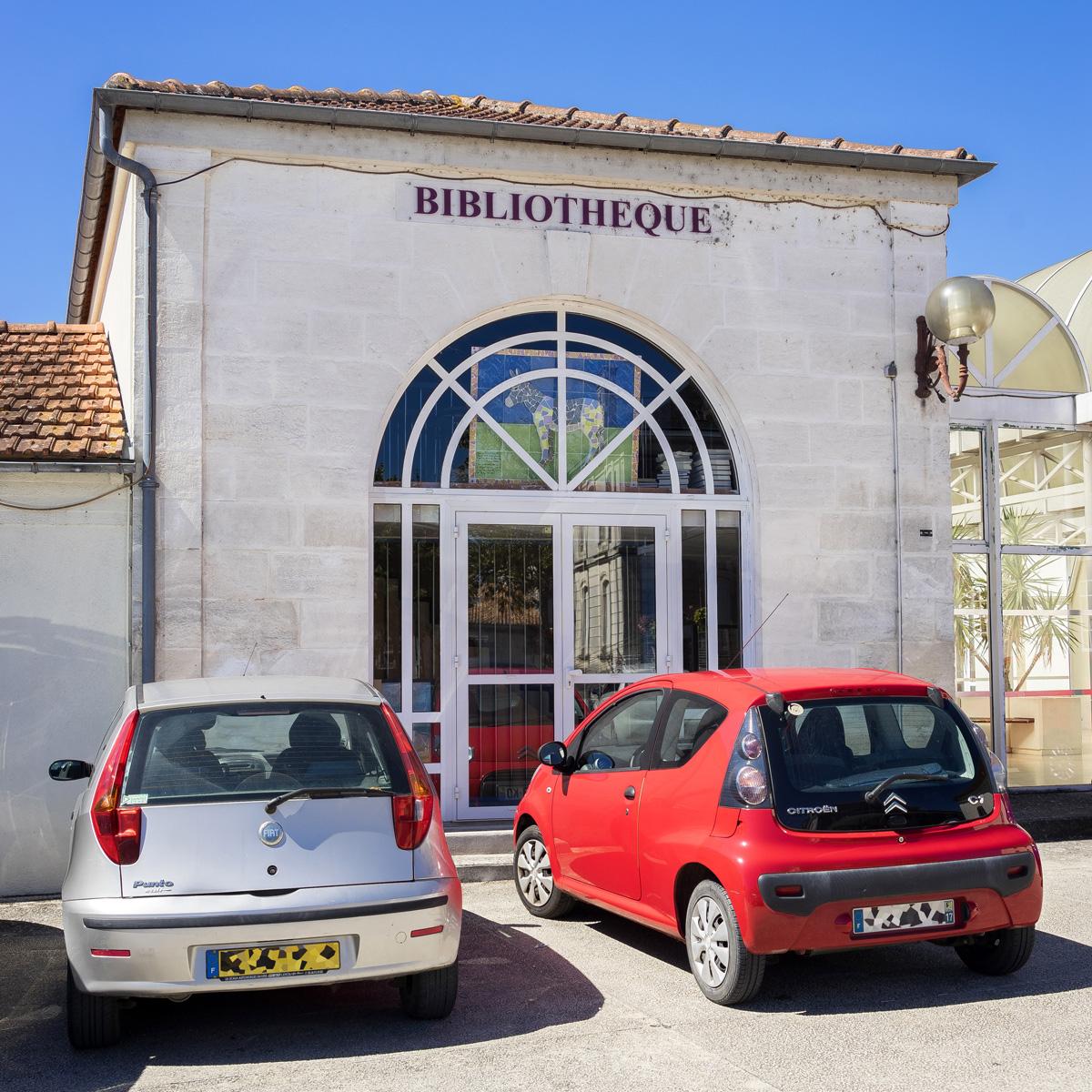 Médiathèque « Dominique de Roux »