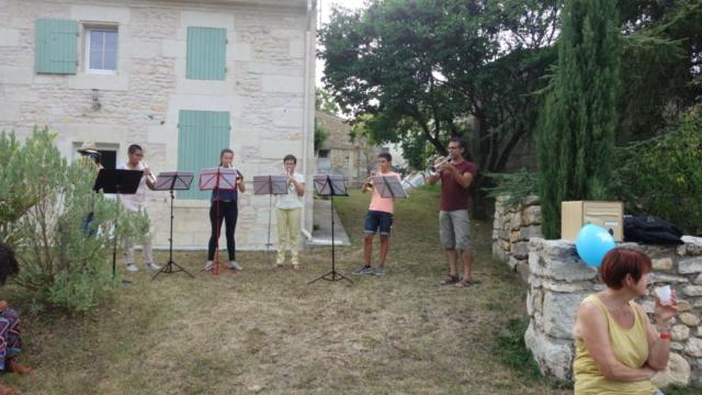 Randonnée Nocturne du 26 août 2017 à Chaniers (17)