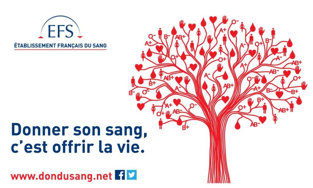 Don du sang @ Salle des Fêtes | Chaniers | Nouvelle-Aquitaine | France