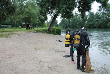 Nettoyage de la Charente et de ses berges @ le Communal | Chaniers | Nouvelle-Aquitaine | France