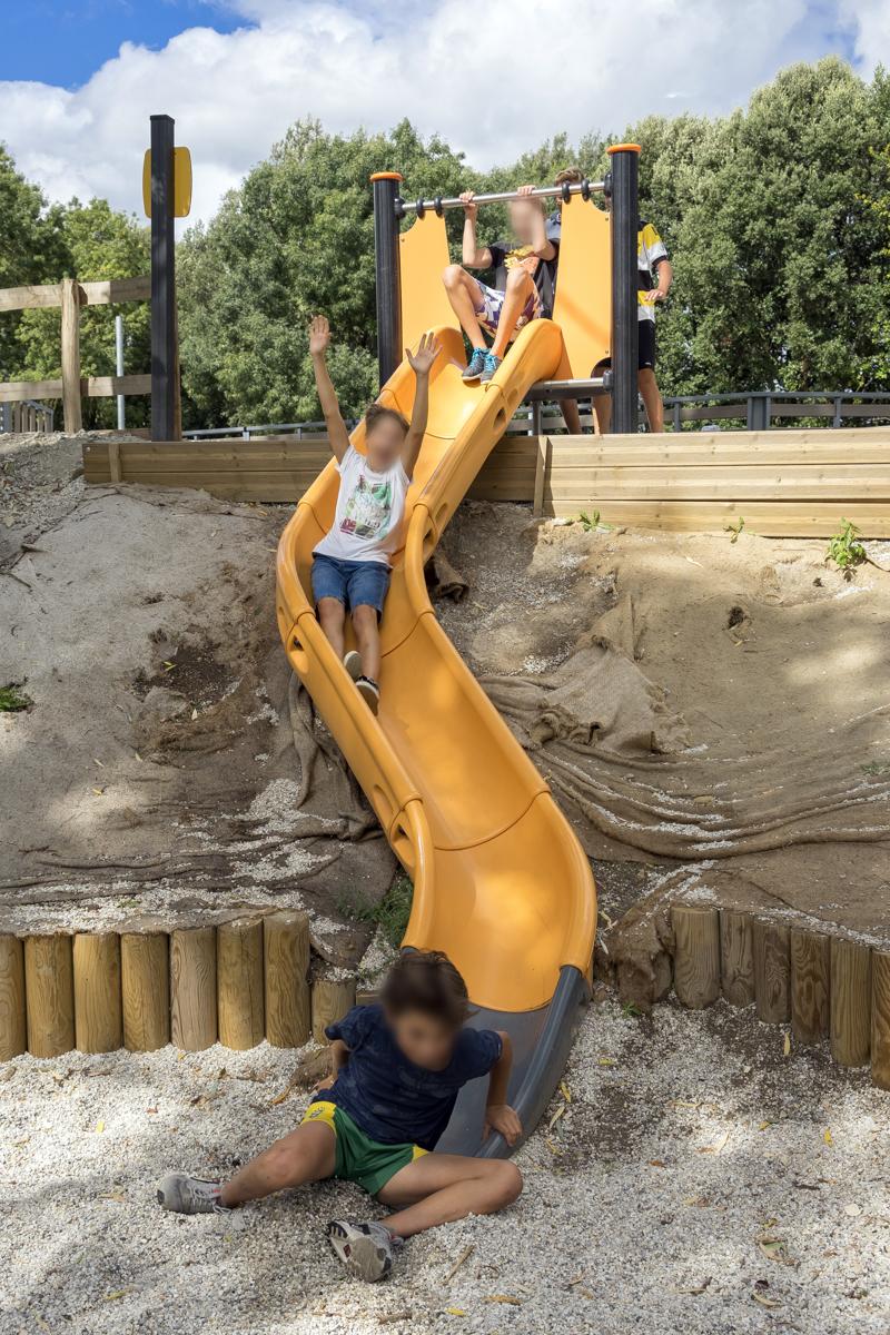 Toboggan pour enfants à Chaniers (17)