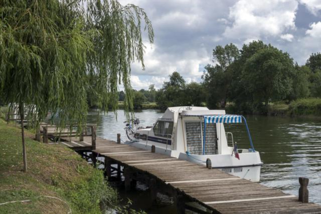 Quais de la Charente à Chaniers (17)