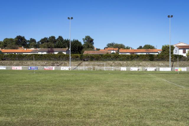 Stade de la Touche – Rue de la Touche