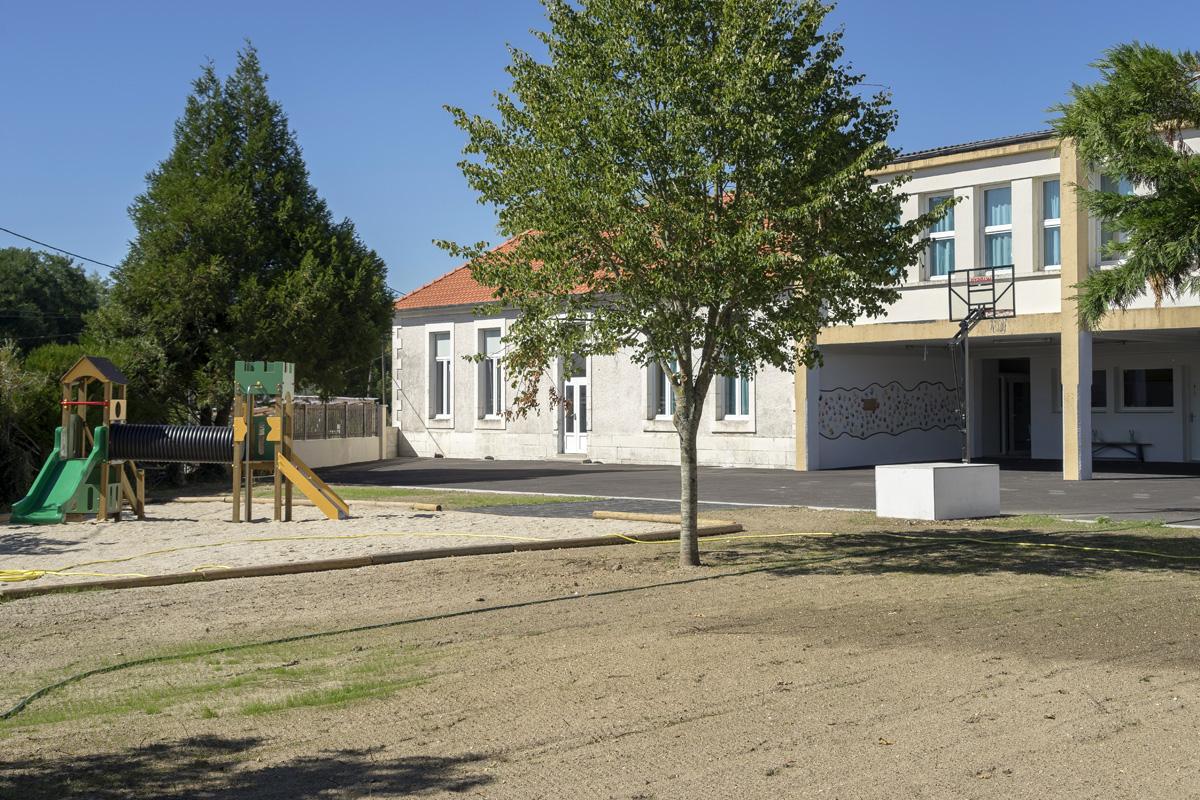Groupe scolaire Pasteur - Chaniers (17)