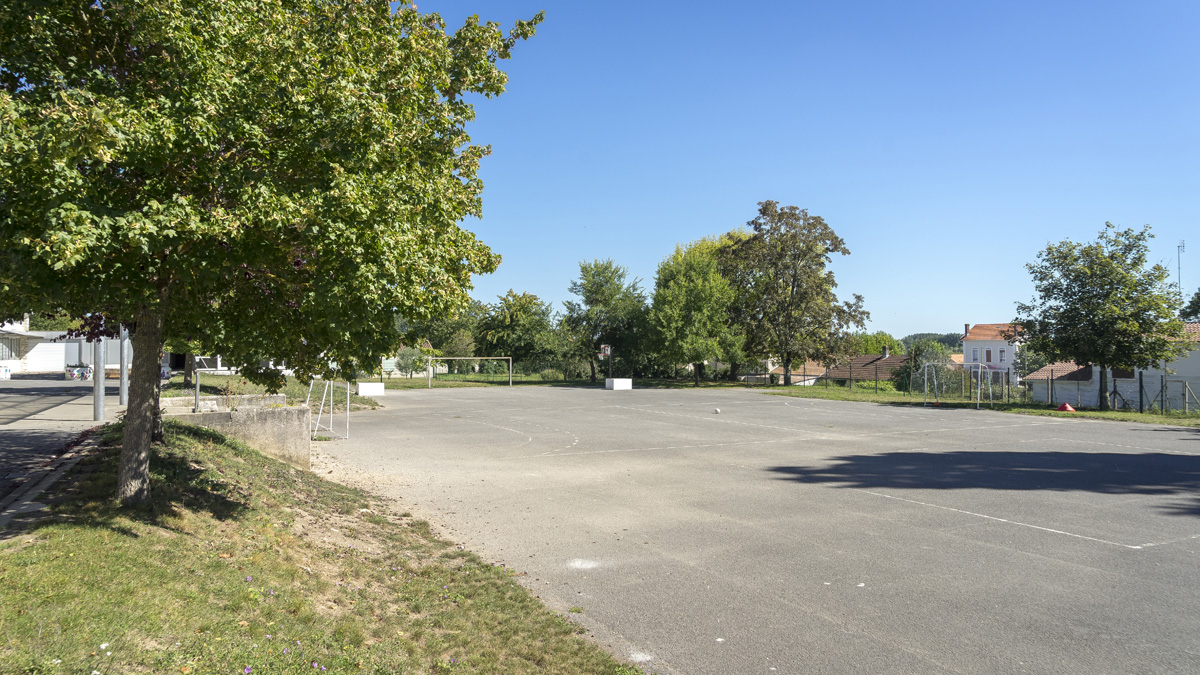 Groupe scolaire Ronsard - Chaniers (17)