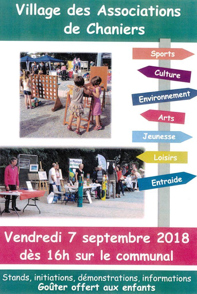 Village des Associations @ Communal | Chaniers | Nouvelle-Aquitaine | France