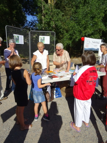 Village des associations 2018 - Chaniers (17)