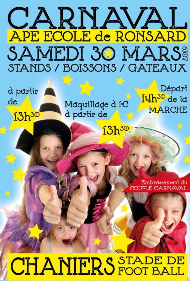 Carnaval des enfants @ Stade de la Touche