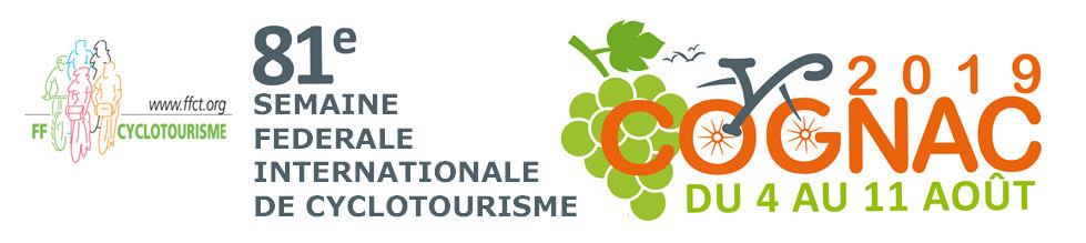 Chaniers, ville étape de la semaine fédérale de cyclotourisme