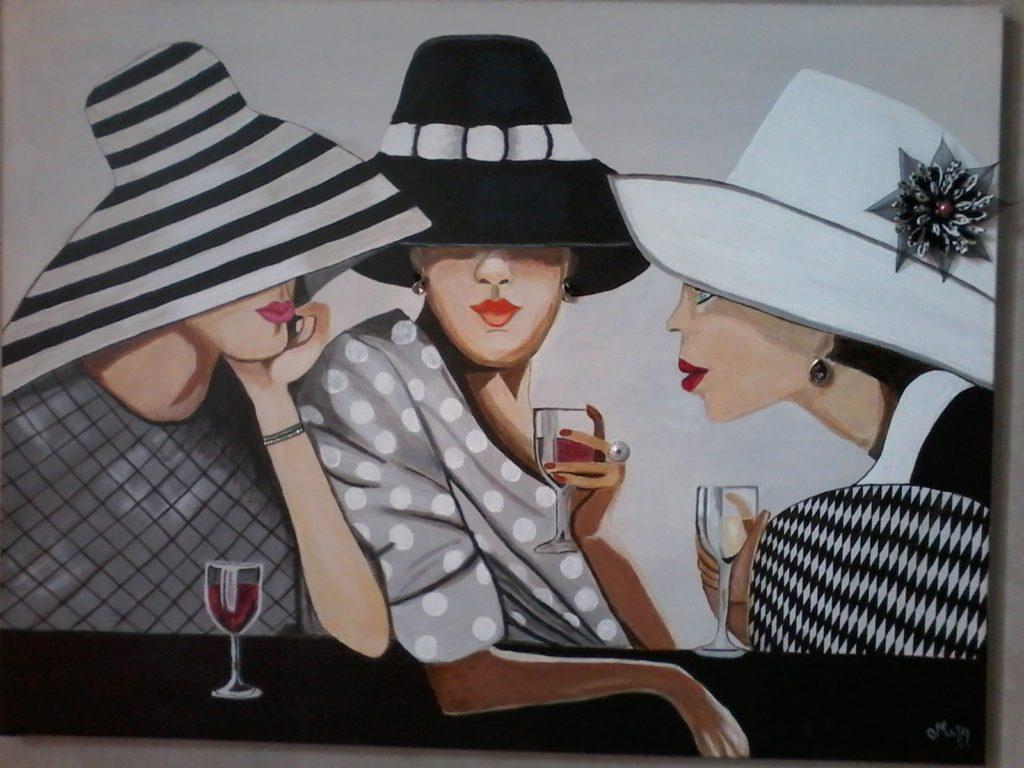 Exposition de peinture @ Coordonnerie de Chaniers