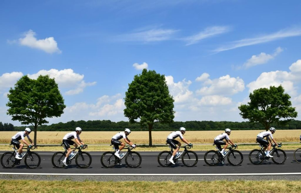 Exposition : Le Tour de France en Charente Maritime @ Médiatheque