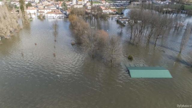 Crue de la Charente février 2021 dyl photos 17