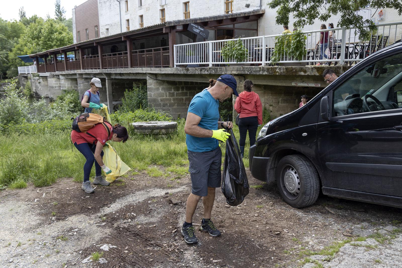 Nettoyage de la nature 2021