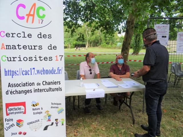 Village des associations 2021